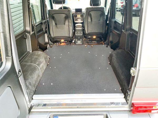 Bodenplatte für Möbel-System, passend für Mercedes Benz G-Klasse