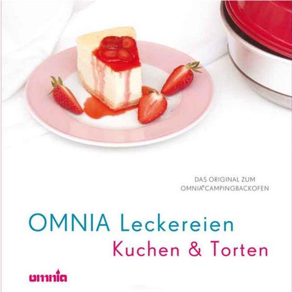 """Omnia Kochbuch """"Leckereien Torten & Kuchen"""""""