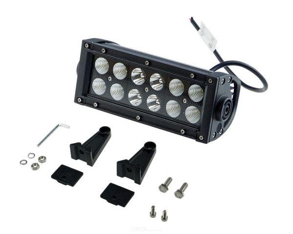 LED-Bar Arbeitsscheinwerfer 36W, schwarz, ca. 195 mm