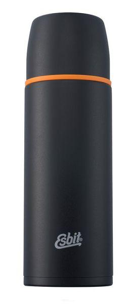 Esbit Isolierflasche - 1,0 L schwarz