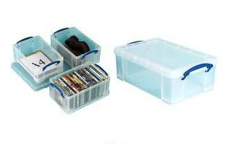 Really Useful Box Aufbewahrungsbox 9 Liter, 395x255x155mm
