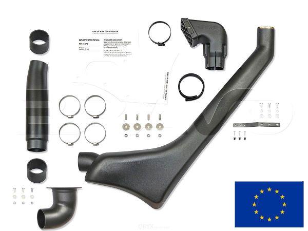 Snorkel / Schnorchel passend für Nissan Patrol Y61