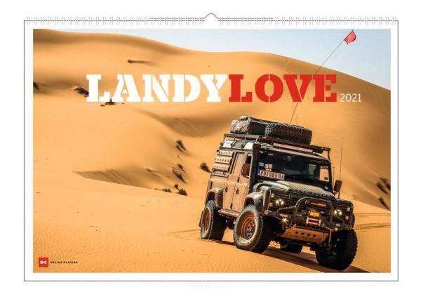 "Kalender ""Landy Love 2021"""