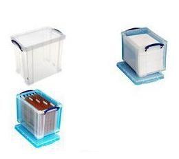 Really Useful Box Aufbewahrungsbox 19 Liter, 395x255x290mm