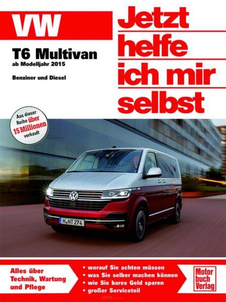Jetzt helfe ich mir selbst VW T6 Multivan
