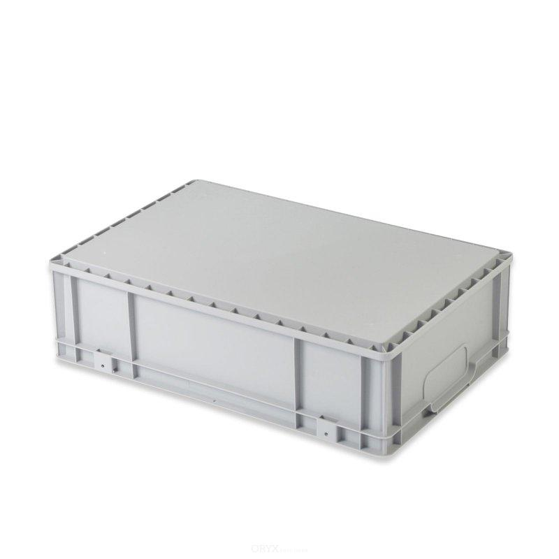 eurobox mit deckel 16 liter boxen und kisten innenausbau oryxsolutions. Black Bedroom Furniture Sets. Home Design Ideas