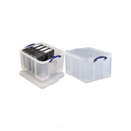 Really Useful Box Aufbewahrungsbox 42 Liter, 500x440x310mm