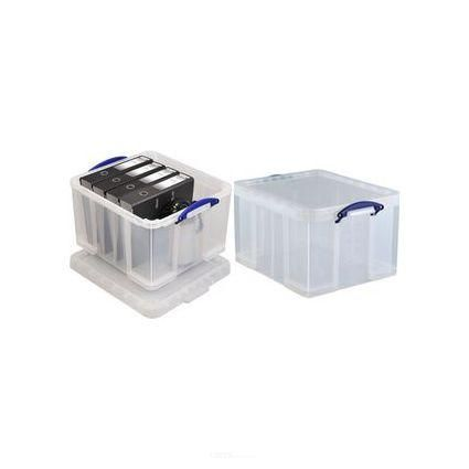 Really Useful Box Aufbewahrungsbox 42 Liter, 500x440x310mm