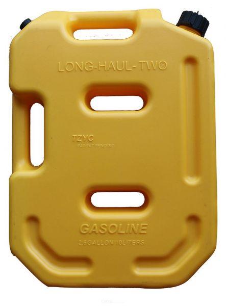 Off Road Kanister, Kunststoff, 10 Liter Version, gelb