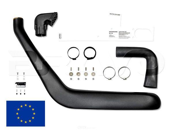 Snorkel / Schnorchel passend für Toyota Land Cruiser 80 Serie