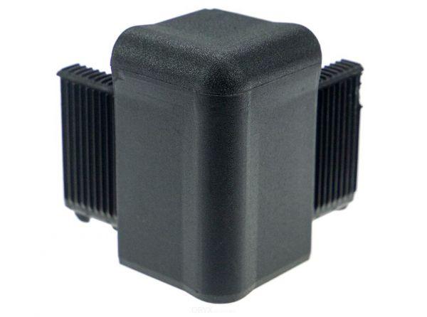 Ecke für Kofferdeckelrahmen Adam Hall Easy Case System, schwarz