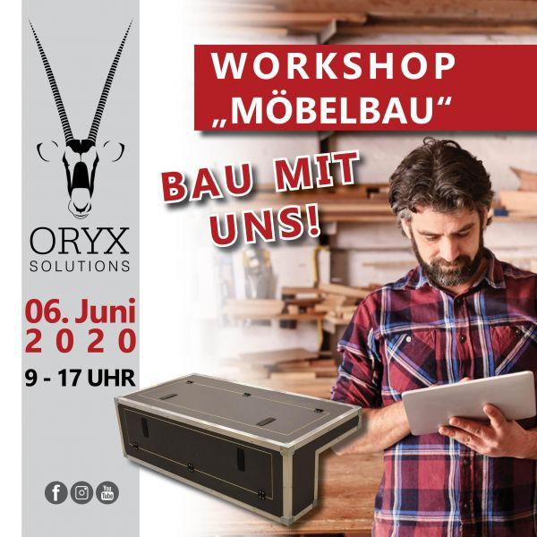 Workshop: Möbelbau - AUSGEBUCHT