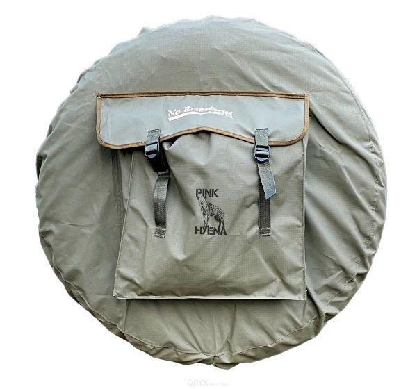 PINK HYENA Reserveradhülle mit Tasche, Größe L
