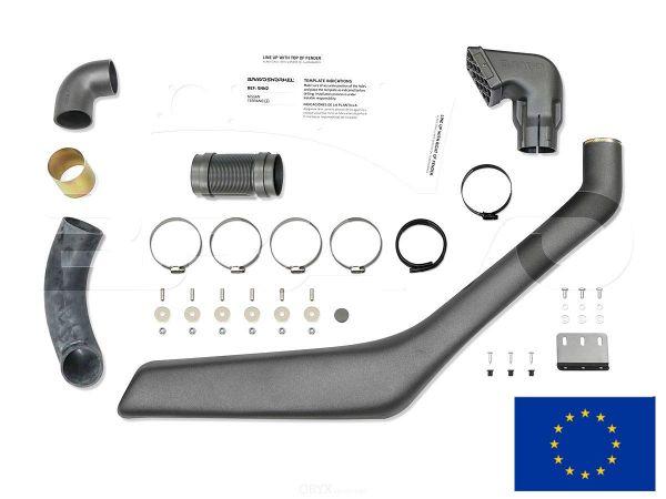 Snorkel / Schnorchel passend für Nissan Terrano 2