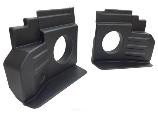 Einbauadapter für 130mm Lautsprecher, hinten, passend für Defender