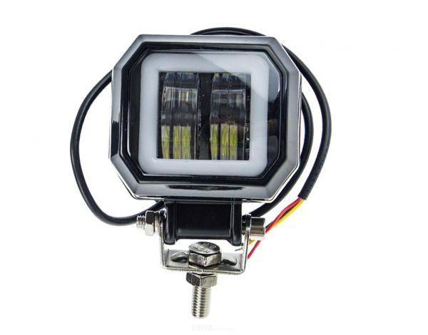 "LED Arbeitsscheinwerfer ""Cube"" 40W"