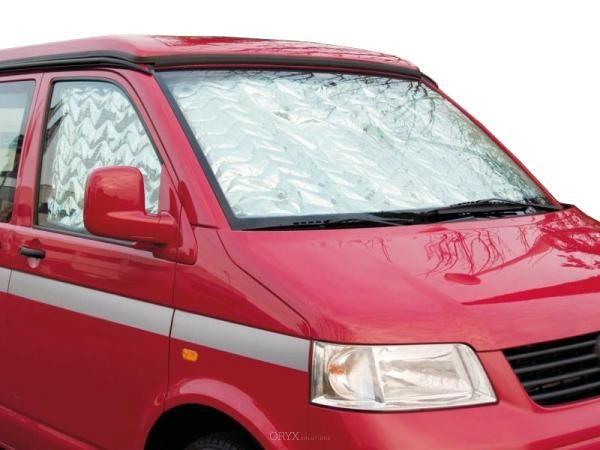 Thermomatten 3-teilig Fahrerhaus passend für VW T5 +T6