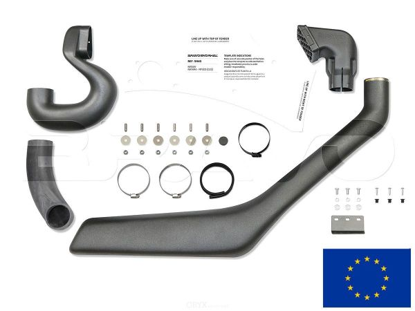 Snorkel / Schnorchel passend für Nissan Navara 1997-2005