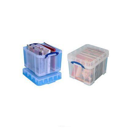 Really Useful Box Aufbewahrungsbox 35 Liter, 480x390x345mm