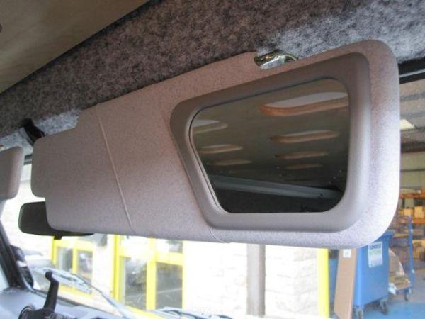 Sonnenblendenspiegel / Schminkspiegel, rechts, passend für Land Rover Defender