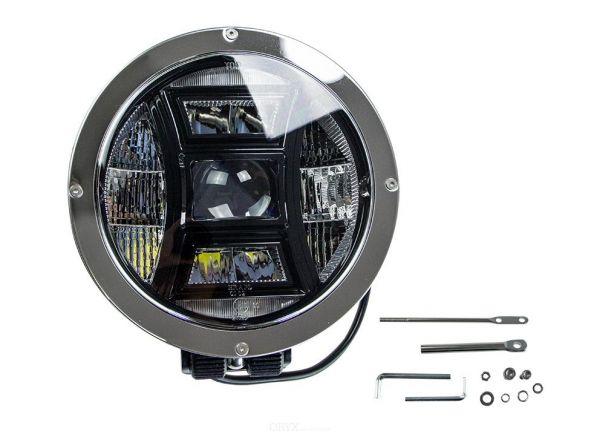 LED Zusatz- Fernscheinwerfer 70W, mit Zulassung, 211,3 mm