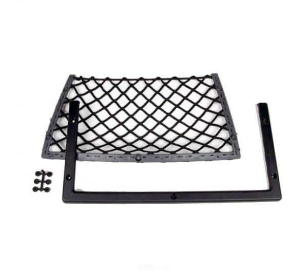 Ablagefach mit Netz, universell, 415x210mm