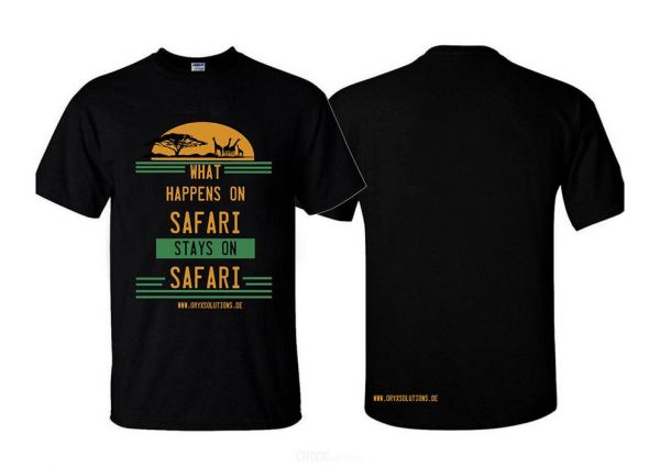 "T-Shirt ""Safari"" S"