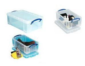 Really Useful Box Aufbewahrungsbox 5 Liter, 340x200x125mm