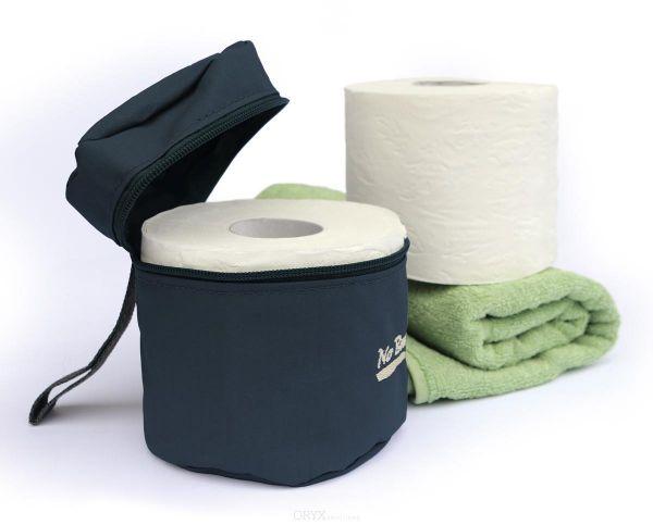 PINK HYENA Tasche für Toilettenpapier, blau