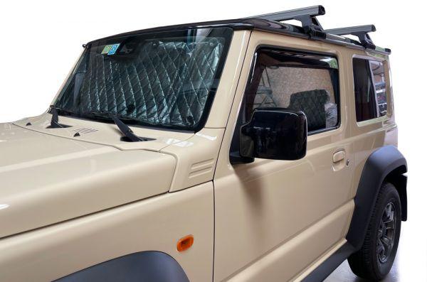 Thermomattenset 6-teilig passend für Suzuki Jimny