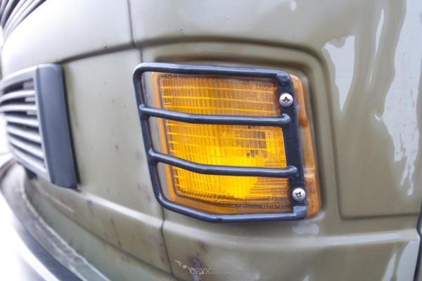 Schutzgitter für Blinker vorn, r+l, passend für Bus T3