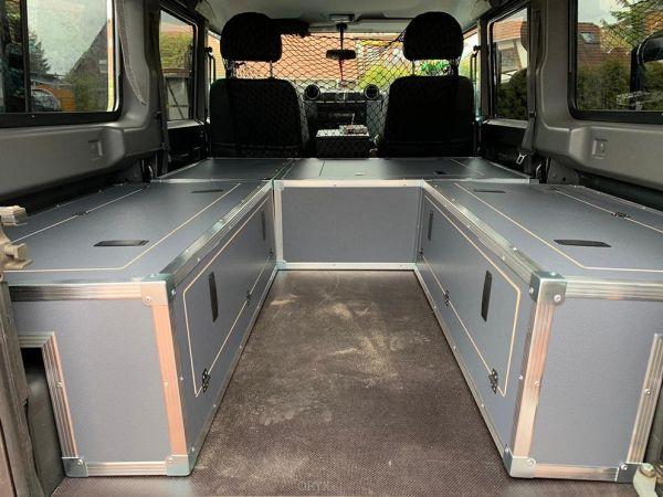 Möbel Innenausbau System Set 2, passend für Defender 110