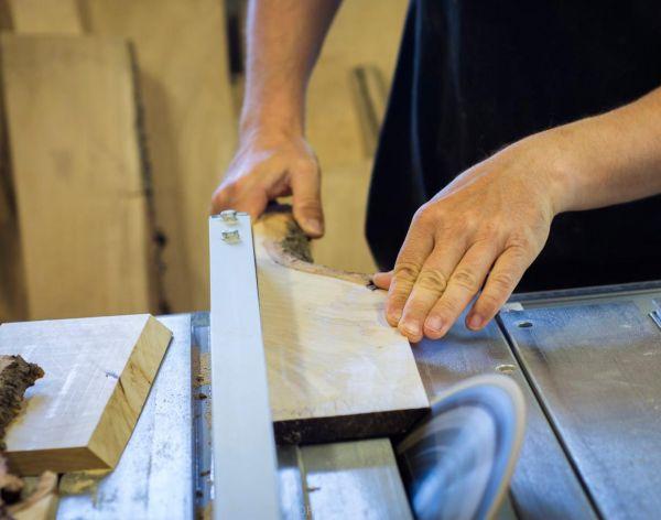 Birkensperrholz 6,9mm, im Zuschnitt nach Maß, diverse Farben