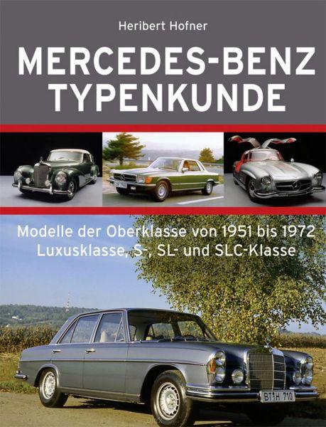 Mercedes-Benz Typenkunde 1951-1972