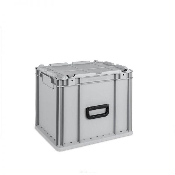 eurobox mit deckel 30 liter boxen und kisten innenausbau oryxsolutions. Black Bedroom Furniture Sets. Home Design Ideas