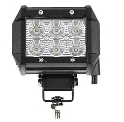 LED Arbeitsscheinwerfer 18W