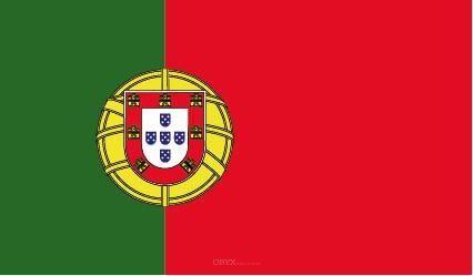 "Aufkleber ""Portugal Flagge"" 150x90"