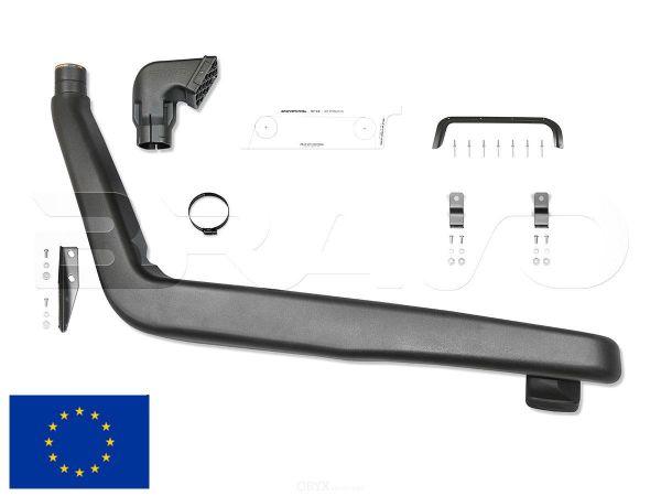 Snorkel / Schnorchel passend für Jeep Wrangler 2006-