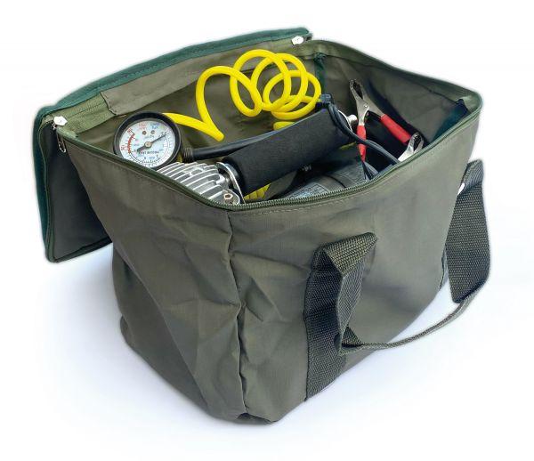 PINK HYENA Tasche für Kompressor und Zubehör