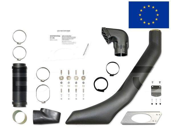 snorkel schnorchel links passend f r mercedes g klasse. Black Bedroom Furniture Sets. Home Design Ideas
