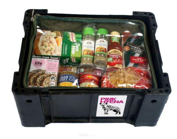 """Tasche """"Full"""" für PINK HYENA Box"""